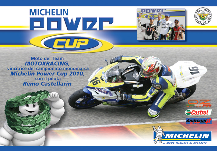 podio PowerCup