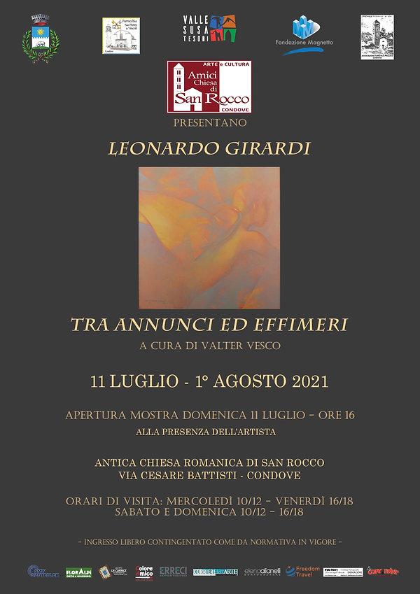 Mostra Leonardo Girardi