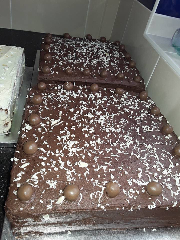 large office cakes