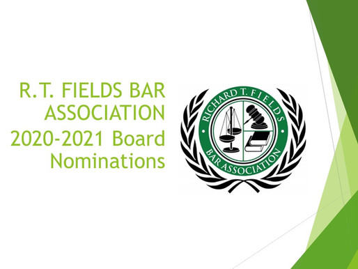 2020-2021 Board Nominations