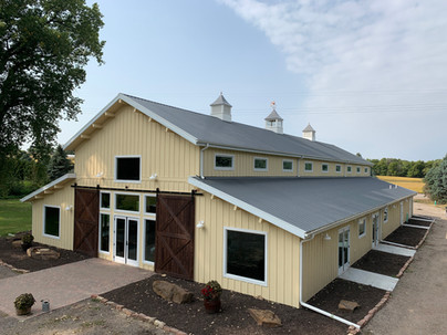 Wedding Barn & Reception