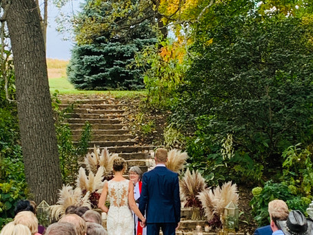 Making your ceremony entrance a special experience for all!