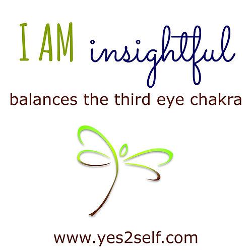 I AM insightful
