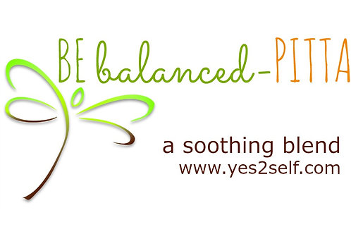 BE balanced - Ayurvedic blend
