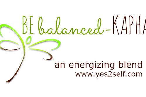 BE balanced - Ayurvedic blend