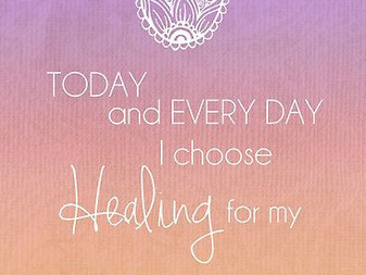 BE Healed: learn to Restore your Self