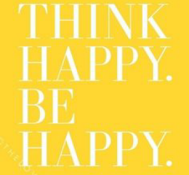 BE Happy: create your own happiness