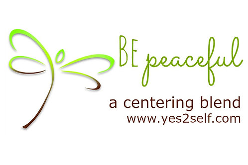 BE peaceful