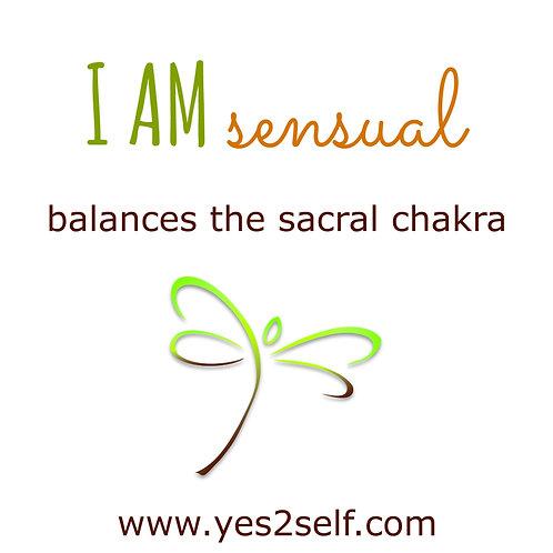 I AM sensual