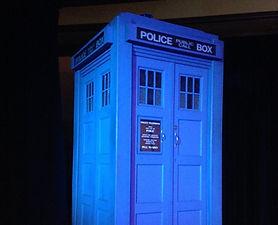 Gallifrey One TARDIS