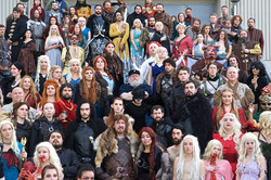 Dragon Con 2017 Game of Thrones costumers