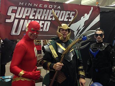 MSP Comicon 2015