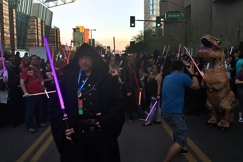 Phoenix Comicon 2016 Saber Walk_800.jpg