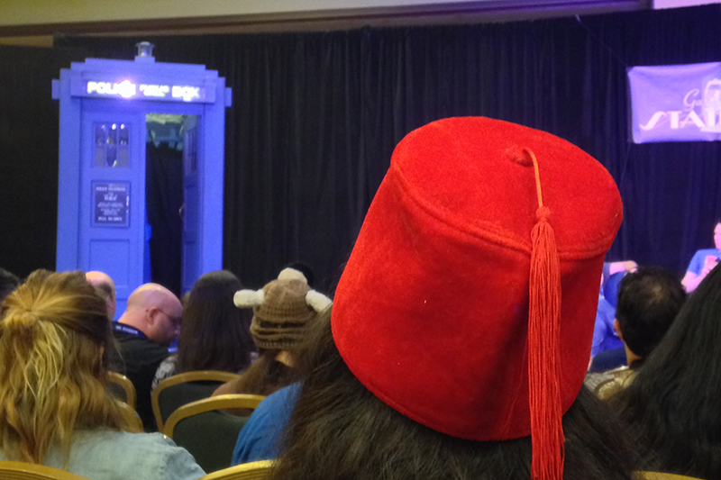 Gallifrey One 2016 Fez's are Cool.jpg