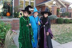 Harry Potter Festival 2017 Hogwarts professors costumes_800