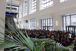 Cedar Rapids Comic Con 2018 Opening Crowd_800