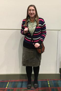 Cedar Rapids Comic Con 2018 Amy Farah Fowler Cosplay_800