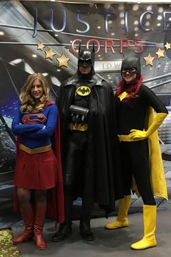 Cedar Rapids Comic Con 2018 Iowa Justice Corps_800