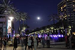 WonderCon 2015 Full moon over Anaheim.jpg