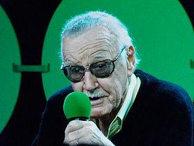 Stan Lee at Emerald City Comicon