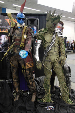 Silicon Valley Comic Con 2017_Guardians of the Galaxy display_800