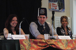 San Diego Comic Fest 2016 Dr. Janina Scarlet, Tone Milazzo, Dr. Andrea Letamendi.jpg