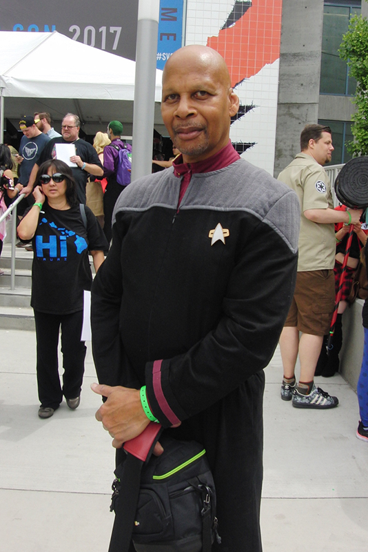 Silicon Valley Comic Con 2017_Star Trek cosplay_800