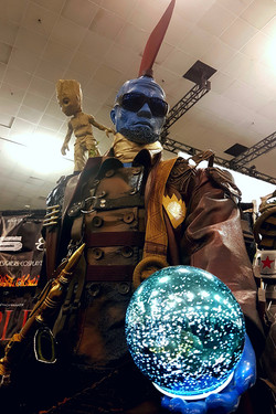 Silicon Valley Comic Con 2017_Guardians of the Galaxy display-1_800