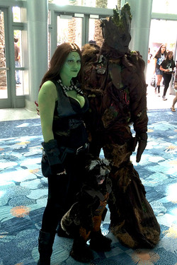 WonderCon 2015 Guardians of the Galaxy family cosplay.jpg