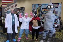 Cedar Rapids Comic Con 2018 Futurama_800
