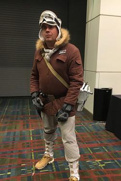 Cedar Rapids Comic Con 2018 Hoth Han cosplay_800