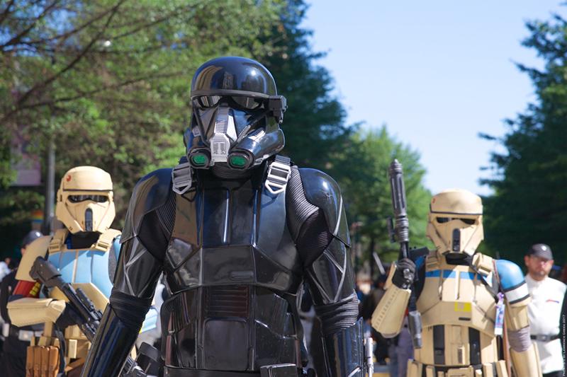 Dragon Con 2017 Parade Death Trooper (1)