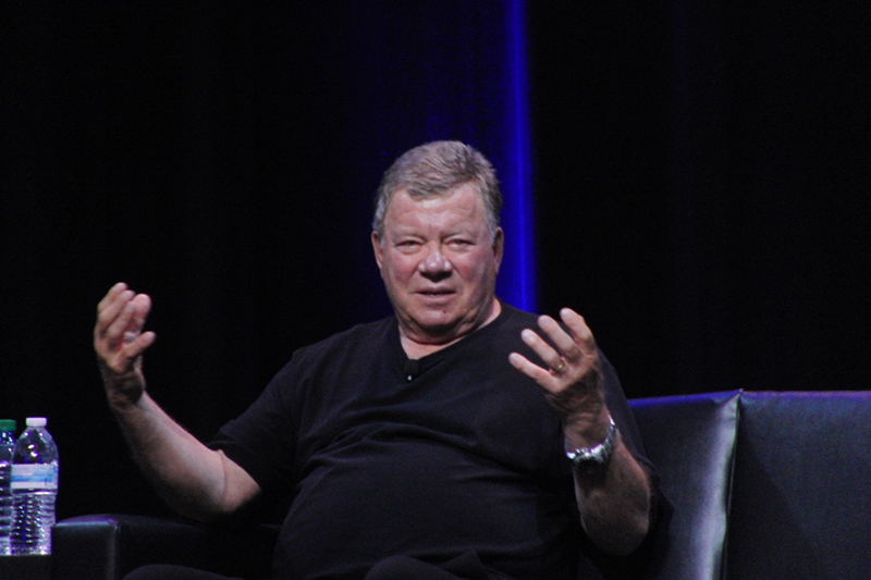 Silicon Valley Comic Con 2017_William Shatner_800