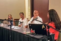HawaiiCon 2017 Dr. Keao NeSmith, Dr. Stephanie Slater, Tem Morrison, G.K. Bowes (2)_800