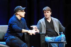 Silicon Valley Comic Con 2016 Alan Tudyk and Nathan Fillion_800.jpg