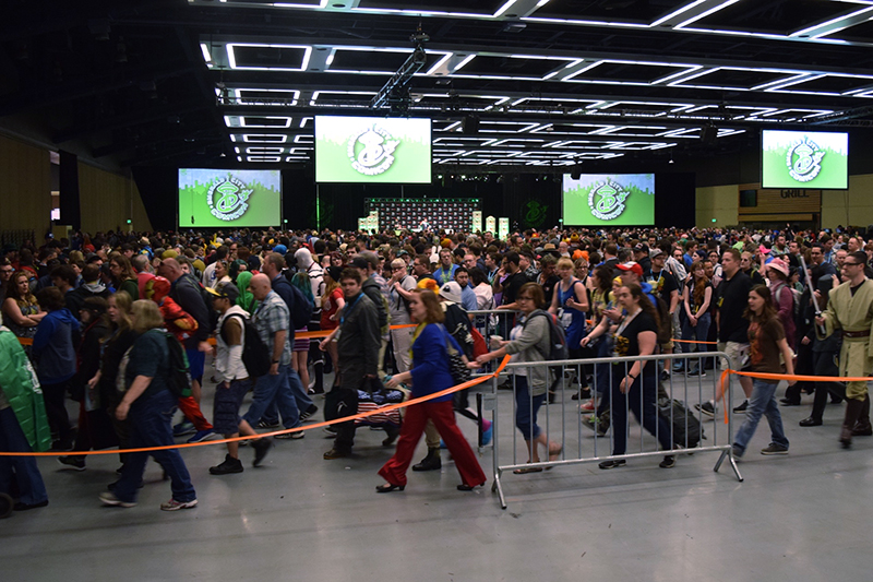 Emerald City Comicon 2016_entry mob.jpg