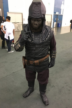 Silicon Valley Comic Con 2017_Planet of the Apes cosplay_800