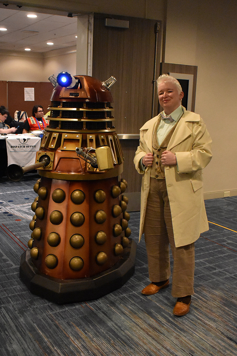 Gallifrey One 2020 Doctor Who Cosplay (5