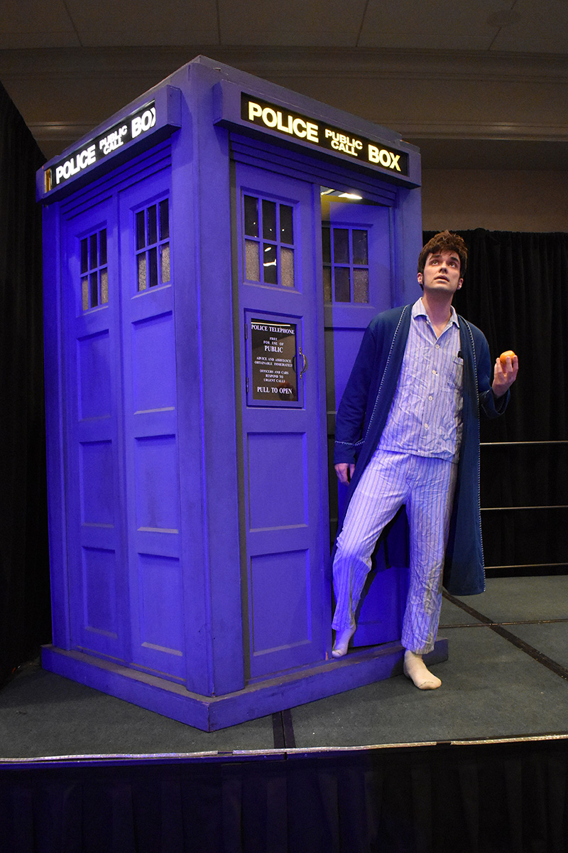 Gallifrey One 2020 Doctor Who Cosplay (3