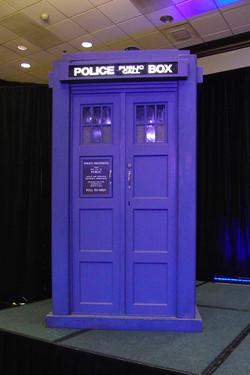 Gallifrey One 2016 TARDIS.jpg