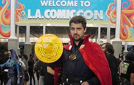 Los Angeles Comic Con 2018 Doctor Strang