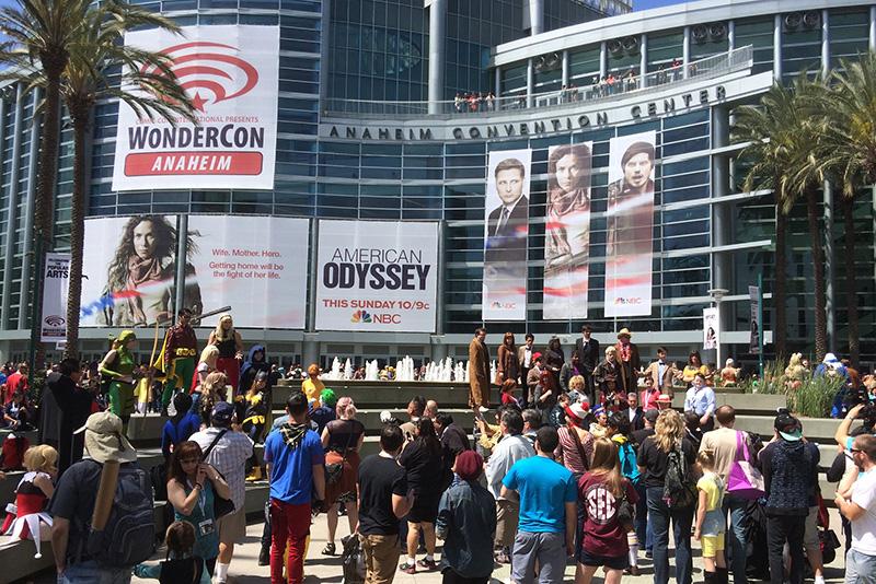 WonderCon 2015 Fountain.jpg