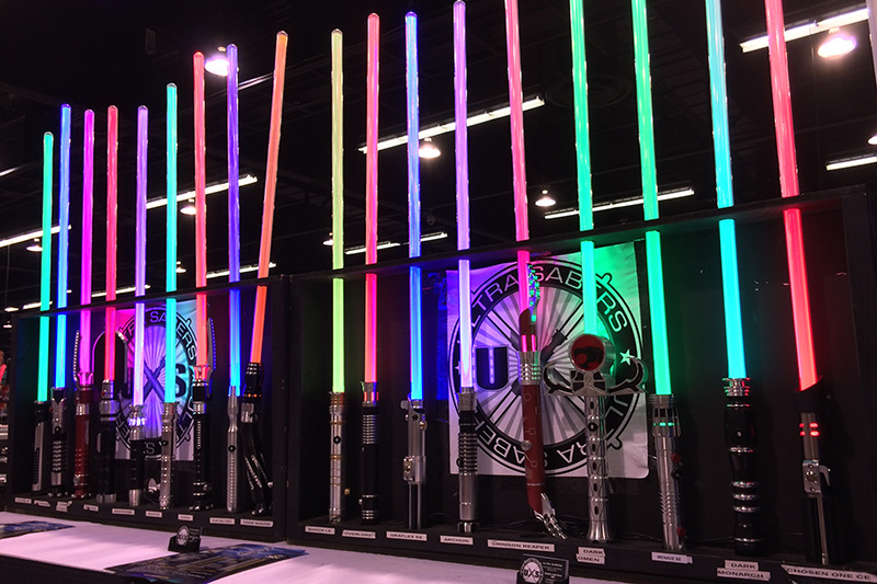WonderCon 2015 Lightsabers.jpg