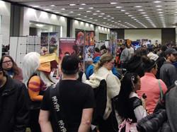 Cedar Rapids Comic Con 2018 Exhibit Hall_800