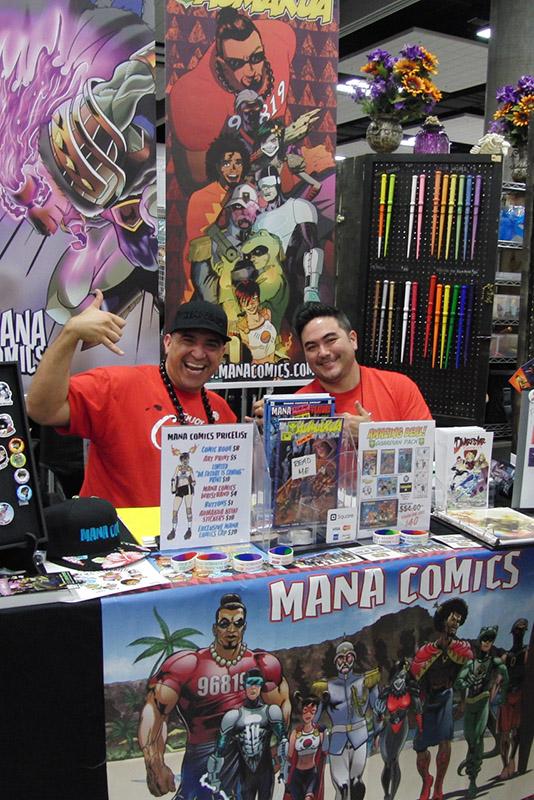 Amazing! Hawaii Comic Con 2016 Mana Comics_800.jpg