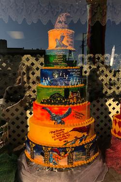 Harry Potter Festival 2017 Cake Bon Ton Bakery_800