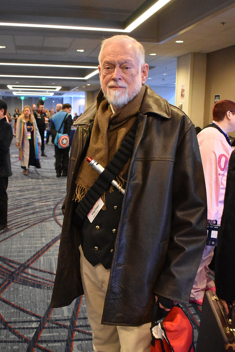 Gallifrey One 2020 War Doctor Cosplay_12