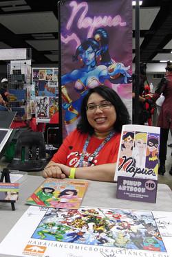 Amazing! Hawaii Comic Con 2016 Napua_800.jpg
