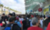 San Diego Comic-Con Crowd Hall E