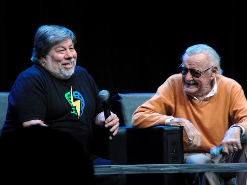 Silicon Valley Comic Con 2016 Steve Wozniak and Stan Lee_800.jpg